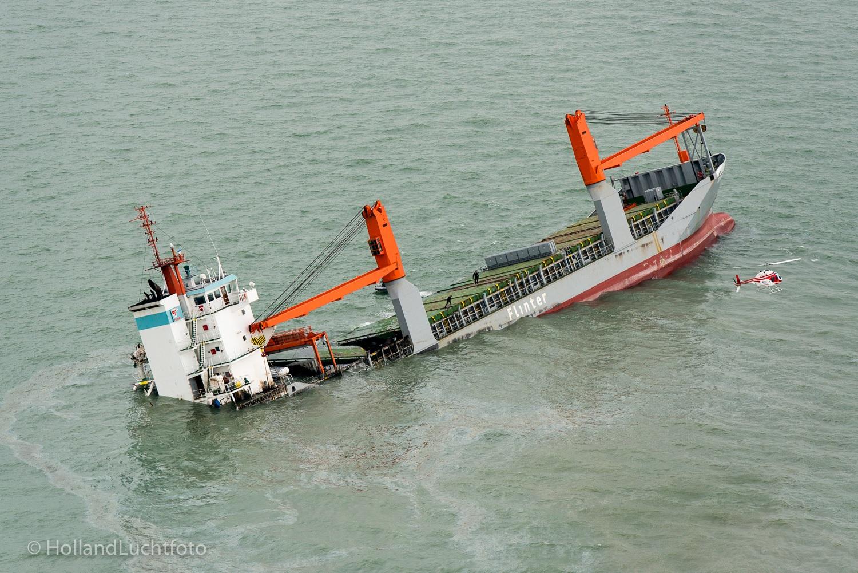 Op 6 oktober 2015 kwam het schip de Flinterstar in het Belgische deel van de Noordzee in aanvaring met de LNG-tanker Al Oraiq. De aanvaring vond plaats op een afstand van 8 mijl uit de kust ter hoogte van Zeebrugge. De Flinterstar kwam uit de haven van Antwerpen met een lading staalplaten en kraanonderdelen en had als bestemming Bilbao. De Flinterstar raakte zwaar beschadigd en werd als total loss beschouwd. Een van de brandstoftanks scheurde en veroorzaakte een olievlek.  De LNG-tanker Al Oraiq werd na de aanvaring naar de haven van Zeebrugge gesleept voor verder onderzoek. De Al Oraiq had lichte schade aan de boeg.