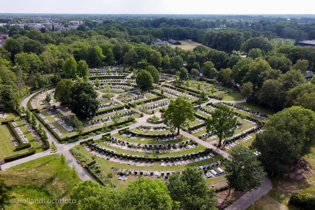 Begraafplaats Putten gaat uitbreiden